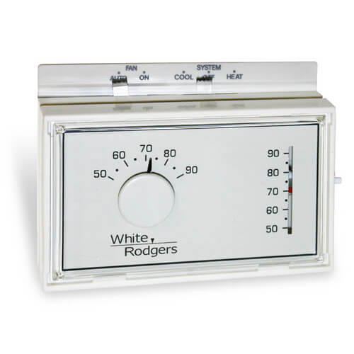 White Rodgers Mechanical Thermostat 1F56N-444